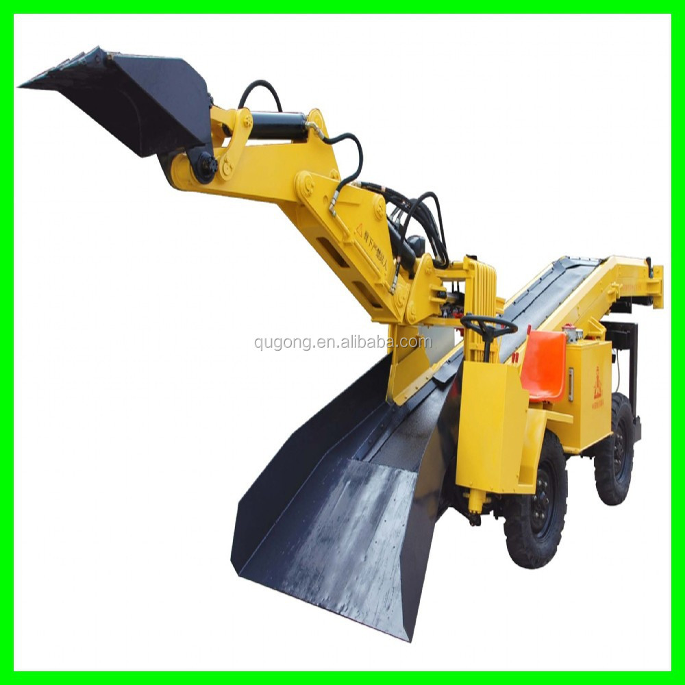 Mining equipment /loader digger whell loader with high efficiency