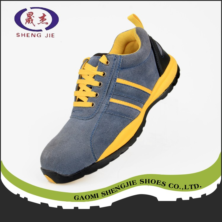 factory cheap price wholesale rubber sole safety shoes