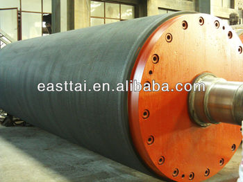 Bottom Press Roll in Paper Processing Machinery