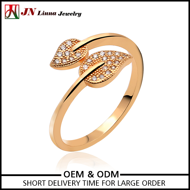 JN4019 Wholesale Vogue new model ring copper ring vietnam jewelry