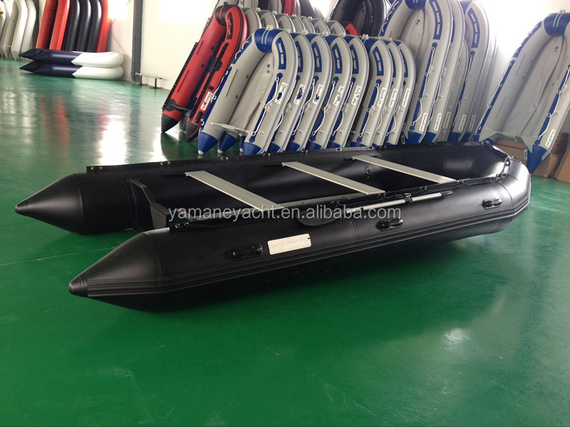 alu inflatable hunting boat