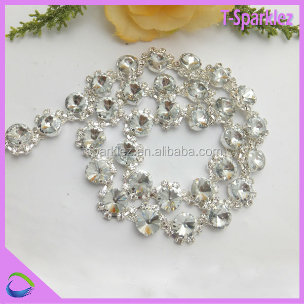Rhinestone Trim Body Chain Belts & Jewelry Wholesale for Dress