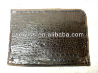 Vintage Genuine Alligator Document Case