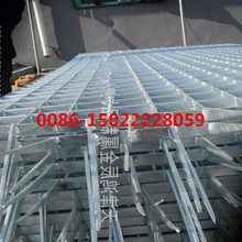 High Quanlity Q235 Galvanized Steel Bar Grating Weight