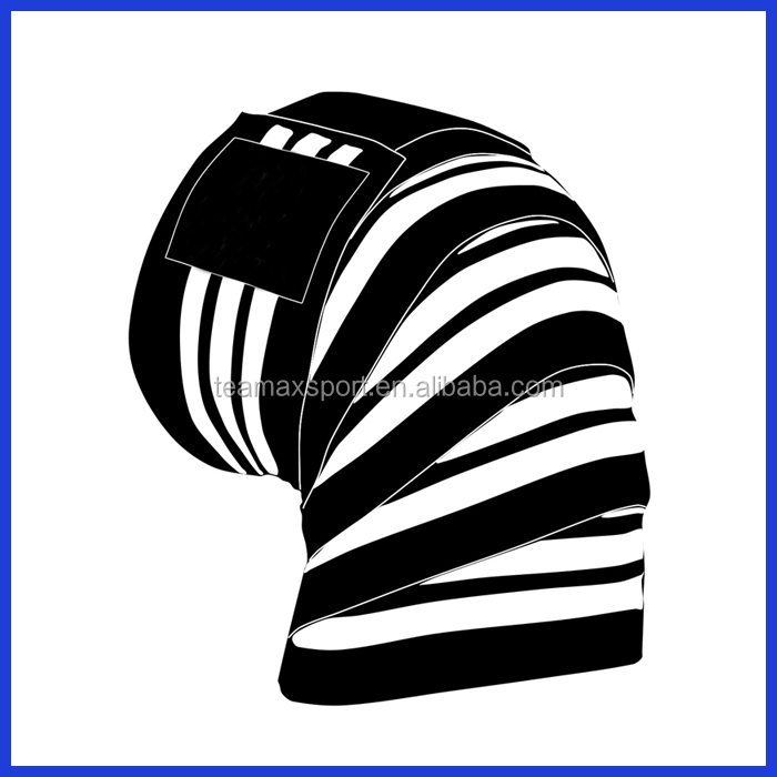 "Knee Wraps for Squats, Weightlifting, Powerlifting and Cross Training-Flexible 72"" Knee Wraps for Squatting"