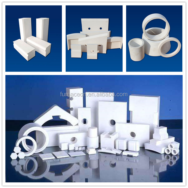 Wear resistant Al2O3 Ceramic Lined Pipe Alumina Ceramic Lining
