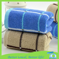 Factory price wholesale 100 cotton bath towel with elastic