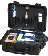 HW-775S inspector and Fiber Optic Cleaning Caring Case with IPA wipes