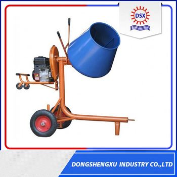 Factory Direct Cheap Pto Driven Industrial Cement Mixer
