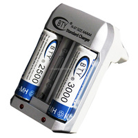 Super quality original smart charger NiMh/NiCd AA AAA battery charger