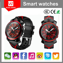 6 months super long time standby smart watch no camera quartz smart wirst andriod watch phone