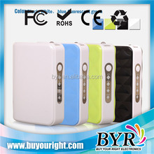 3600 to 5600mah wallet power bank