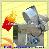 automatic electric potato chips fryer machine /chips fryer machine