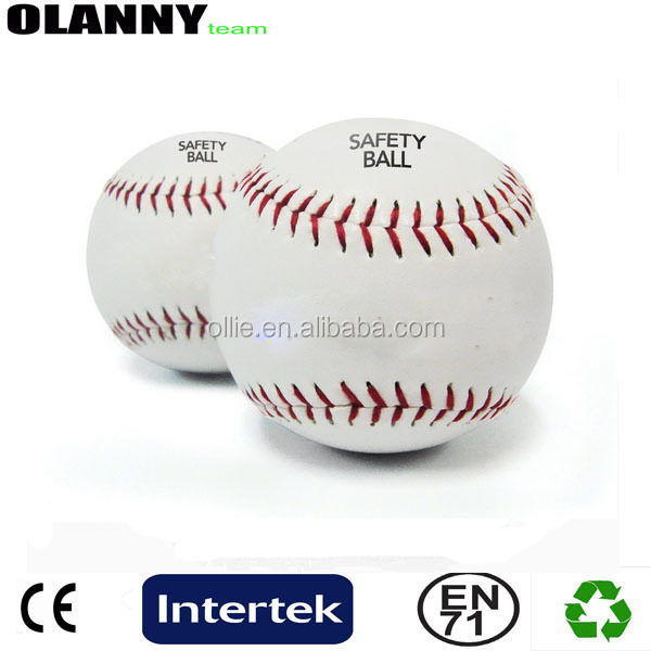 hand sewing match in bulk factory price white official size and weight softball ball