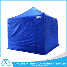 folding tent used/easy up folding camping tent