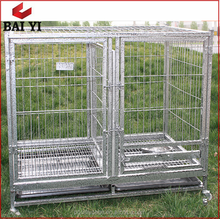Best Cheap XXL Stainless Steel Dog Cage And Dog Run Wholesale(Direct Factory, Square Tube dog cage)
