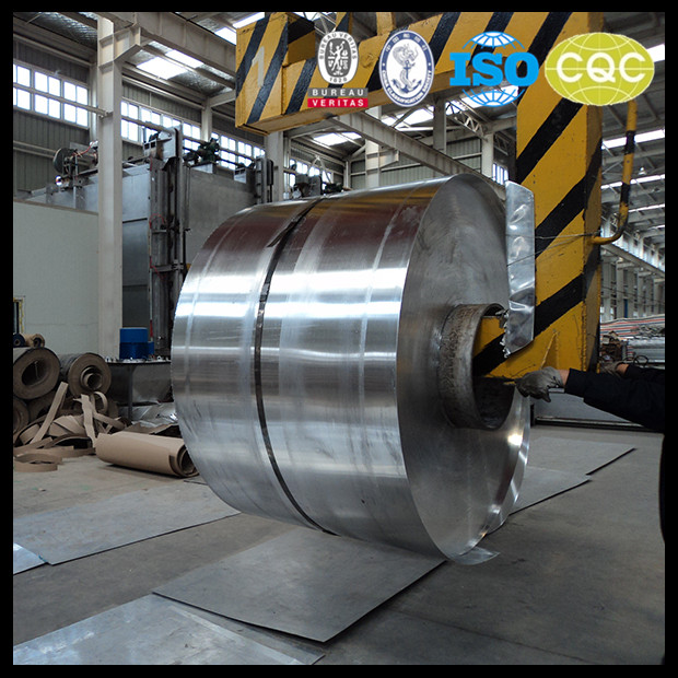 Mill finish Alloy 5005 aluminum coil/roll for pressure vessel