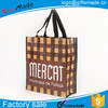 promotional carry pp non woven fabric bags/non woven bag price malaysia