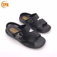 new design casual kids girl and child unisex summer shoes arabic men rubber slide sandals