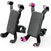 Universal Bike and Motorcycle Phone Mount Holder for Cell Phone 3.5-7inch
