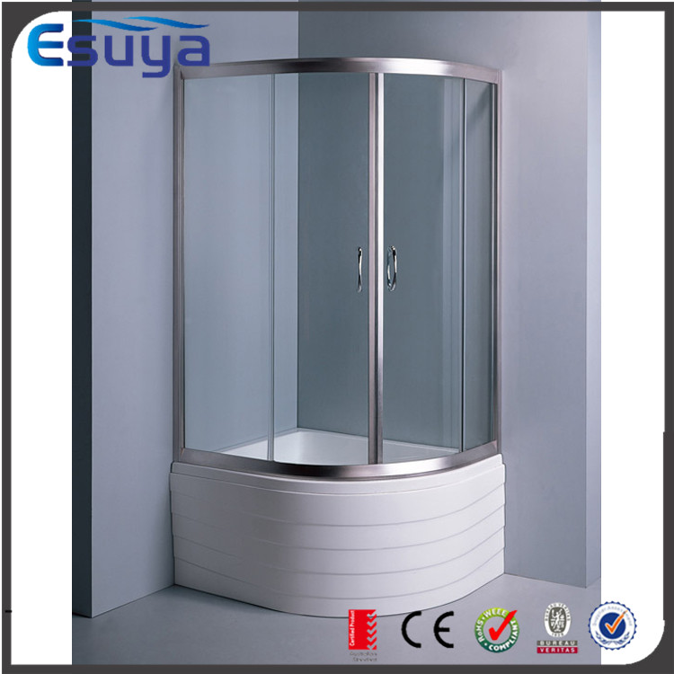 modern type custom design size sliding shower enclosure bathtub shower enclosures glass tub enclosure ideas