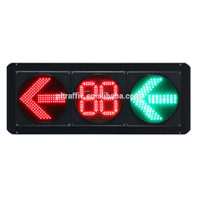 Newest LED traffic light railway traffic light traffic signals red