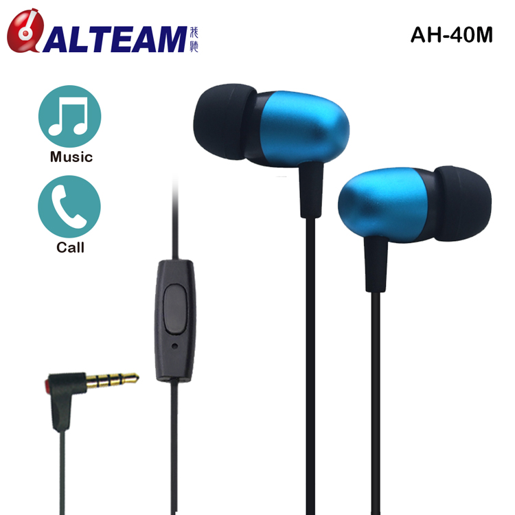 Mobiles accessories popular good hand free phone earphone with mic