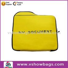 High quality neoprene netbook sleeve