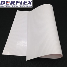 500Dx500D High Yarn Banner Fabric Raw Materials Frontlit Vinyl Printing Roll Up PVC Flex Banner