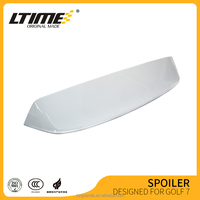 FOR GTI Style CARBON FIBER 2014-2017 VW Golf 7 VII MK7 rear window spoiler