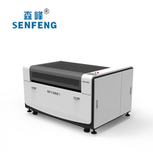 China Popular Efficient CO2 Laser Engraver and Cutter SF1390I/CNC Laser Cutting Machine Price