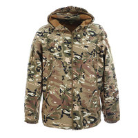 Wholesale Softshell jacket Men Outdoor Hunting Camping Waterproof Windproof Polyester Coats Jacket Hoody TAD softshell Jacket