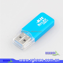 Hot Sell Mini Micro USB SD/TF Card Reader micro card reader