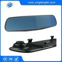 2017 most popular rear view mirror recorder With Good Service