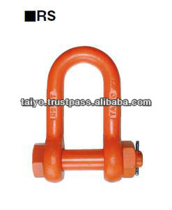 KEIKLES ( strong light weight shackle )construction equipment for sale RS type