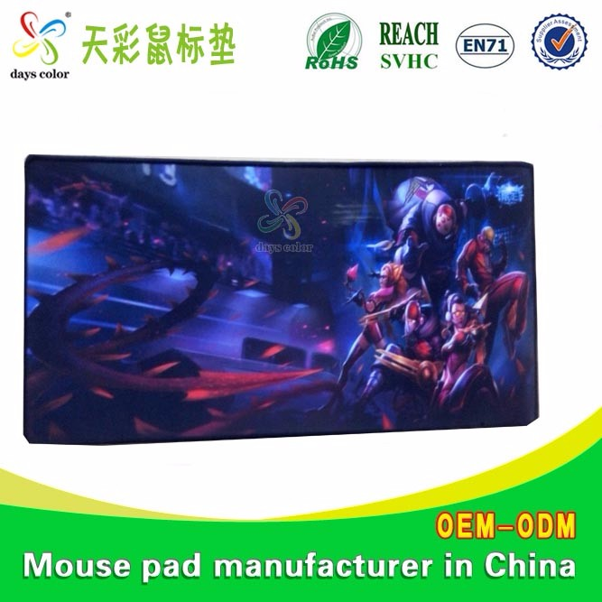 Game Printed Custom Photo Logo Mouse Pad Pads