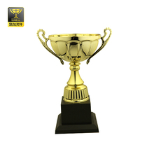 metal awards champions league soccer bowling trophy wholesale