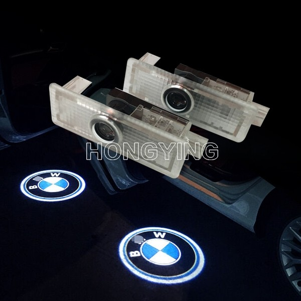 Hot wireless led car door logo laser projector light ghost shadow light