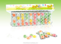 Hitwon whistle candy pressed candy tablet colorful candy