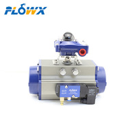 Single Acting Double Acting Rotary Pneumatic