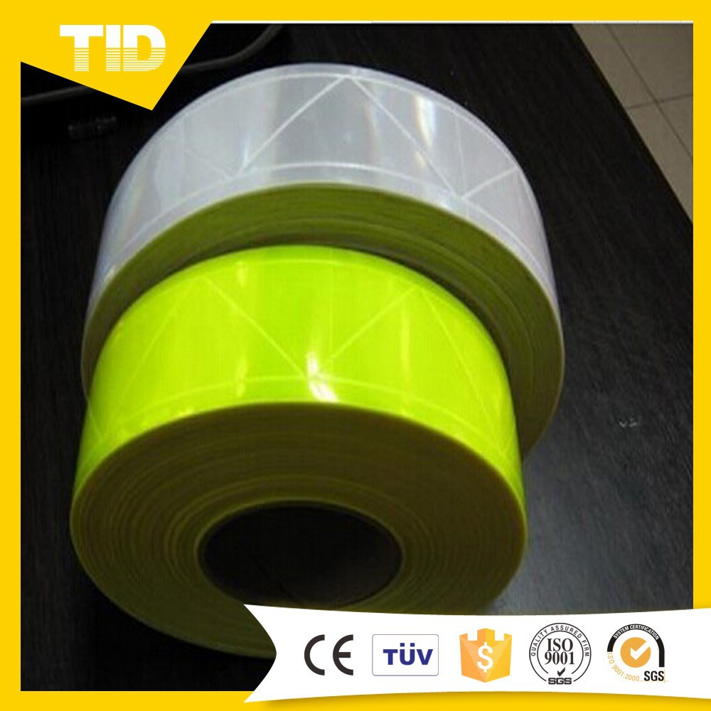 PVC Cold Resistant Sew On Reflective Tape