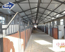 Sandwich Panel Steel Structure Small Poultry House