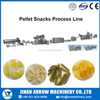 Automatic Small Scale Sweet Potato Chips Production Line
