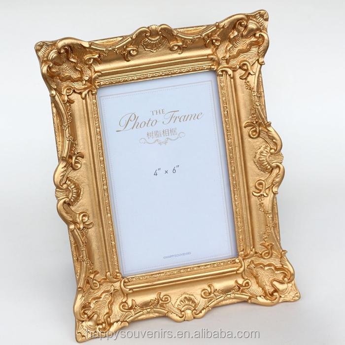 Venta al por mayor marcos madera para pintar-Compre online los ...
