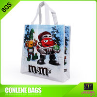 m&m tote bag