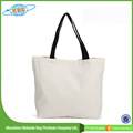 Factory Direct Sales White Canvas Bags Plain