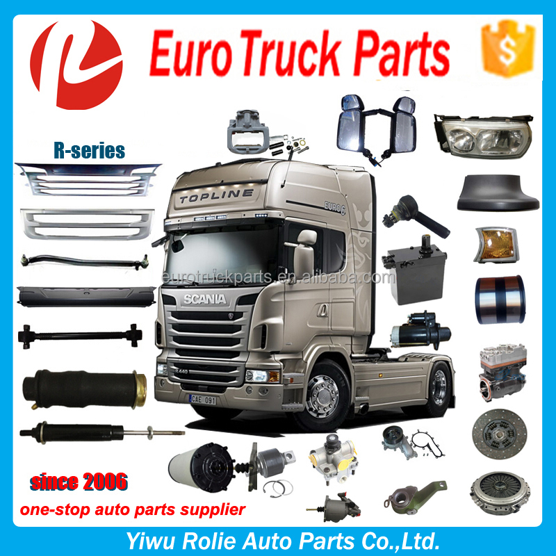 clutch ball joint sensors filters body parts for Scania NEW R series truck spare parts