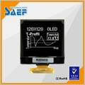 "mcu interface BS0, BS1 and BS2 COG type 1.5"" graphic lcd module oled 128*128"