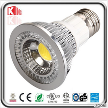 shenzhen factory dimmable 3x2w 6w high power par20 led light