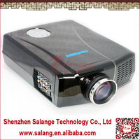 Native 1280x800pixels resolution full HD 1080P 3D led projector 3000lumens home theater system